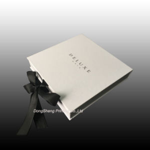 Luxury Elegant Cardboard Paper Baby Shoes Gift Packaging Boxes pictures & photos