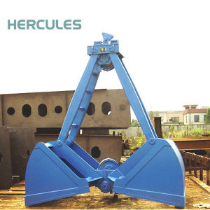 High Quility Hydraulic Rock Grab for Crane pictures & photos