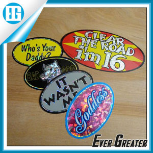 Customized Make Waterproof Stickers Decals pictures & photos