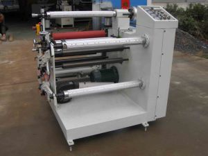 Automatic Roll Change Stretch Film Making Slitting Cutting Machine pictures & photos