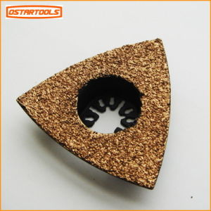 Triangular Delta Carbide Grit Grinding Rasp pictures & photos