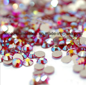 Ss16 Ss20 Siam Ab Crystal Stone Glass Beads for Dance Costume (FB-Siam ab) pictures & photos