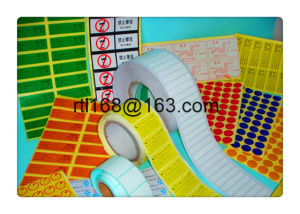 Manufacturers Supply for The Red DOT Sticker pictures & photos
