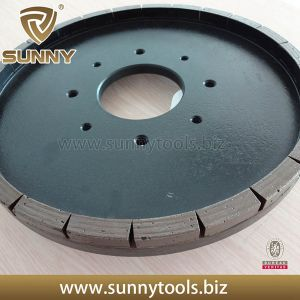 Metal Bond Diamond Squaring Wheel for Trimming Tile or Ceramic pictures & photos