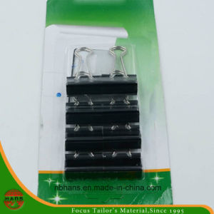 Black Binder Clips (8225-8) pictures & photos