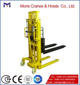 Fork Over Design - Manual Drive Trans-Stacker pictures & photos