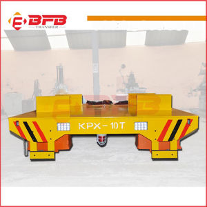 20t Capacity Transport Wagon on Curve Rails pictures & photos