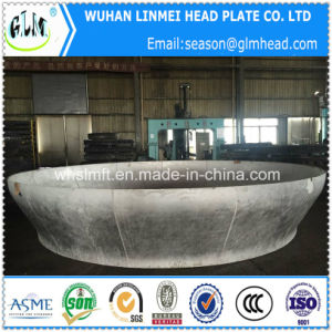 ISO 9001 China Factory 500mm- 2000mm Steel Elliptical Head Caps pictures & photos