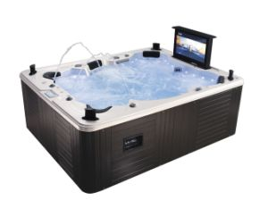 Aqua Hydro Whirlpool Massage SPA Hot Tub M-3342 pictures & photos