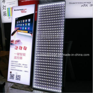 Acrylic Advertising LED Slim Light Box with Magnetic pictures & photos