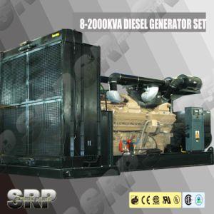 Diesel Generator Set Diesel Gernerating Set Powered by Cummins (SDG568CC)