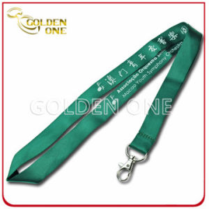 Heat Transfer Printed Reflective Satin Lanyard for Gifts pictures & photos