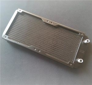 All Aluminum CPU Water Radiator Manufacturer pictures & photos