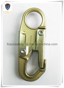 Drop Forged Self Locking Eye Safety Snap Hook pictures & photos
