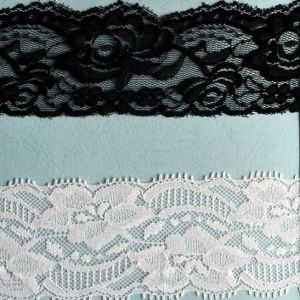 Newest Arrival Fancy Pattern Lace Trim pictures & photos