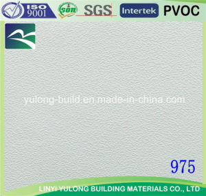 PVC Gypsum Ceiling Tile for India (granular) pictures & photos