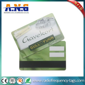 High Frequency 13.56MHz Contactless RFID Card with Magnetic Strip pictures & photos