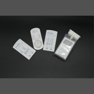 5 Panel 6 Panel Saliva Drug Test Kits for Teenagers and Employers pictures & photos