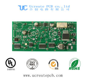 Rigid PCB Circuit Board for Electronics with RoHS ISO9001 pictures & photos