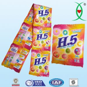 Attractions Small Sachets Washing Powder / Laundry Powder / Detergent Powder pictures & photos