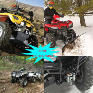2500lbs Auto Electric Winch with Wire Rope pictures & photos