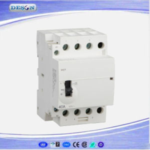3p 20A Ict Manual Control Household Electric AC Contactor pictures & photos