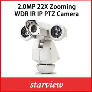 2.0MP 22X IR 120m IP PTZ Camera (CCTV camera supplier) pictures & photos