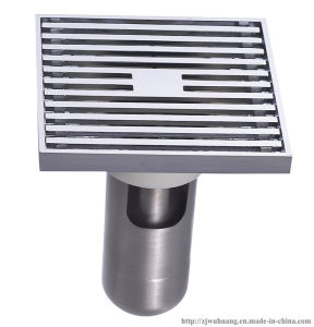 Square Shape Bathroom Floor Drain (DG-22) pictures & photos