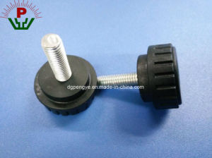 Customized Male Thread Plastic Head Thumb Screw pictures & photos