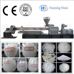 PVC Hot-Cutting Prilling Production Line/Plastic Granulating Machine/Plastic Pelleting Production Line pictures & photos