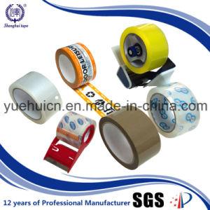 50rolls/Carton Popular in Korea Yellowish OPP Tape pictures & photos