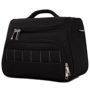 Men′s Collection Toiletry Bag in Black pictures & photos