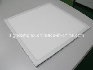 35W/39W/45W/55W/66W Super Slim Square LED Panel Light with CE RoHS UL pictures & photos