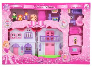 Beauty Castle Play Toys with Light and Music pictures & photos