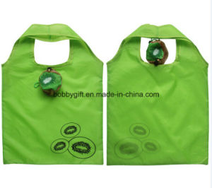 Custom Fruit Style Foldable Polyester Hand Shopping Bag pictures & photos