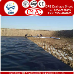 2.0mm HDPE Geomembrane, Waterproofing Membrane with GB/T17643-2011 Standard pictures & photos