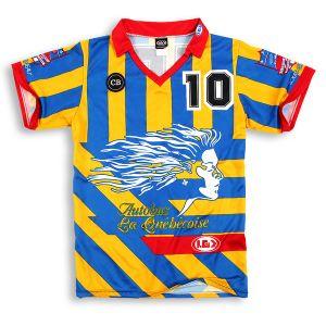 Men′s Football Quick Dry Training Football Soccer Shirt