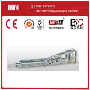 High Quality Automatic Flute Laminator pictures & photos