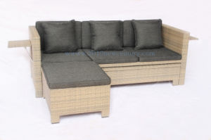 Rattan Outdoor Wicker Garden Sofa