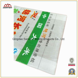 25kg Transparent BOPP Polypropylene Woven Bag for Rice Flour Sugar pictures & photos