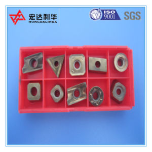 Tungsten Carbide Indexable Inserts for Turning Tools pictures & photos