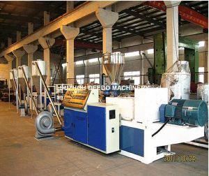 PVC Wood-Plastic Pelletizer Machine pictures & photos