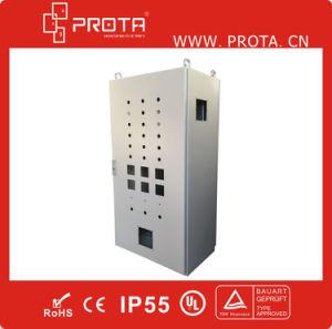 IP55 Outdoor Floor Standing Eectrical Cabinet pictures & photos