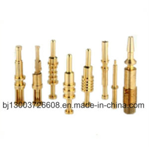 High Precision CNC Machining Brass Lighting Components pictures & photos