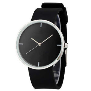 Hot Sell Trendy Silicone Wrist Watch pictures & photos