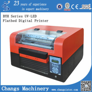 Byh168-3A UV-LED Digital Printer Machine pictures & photos