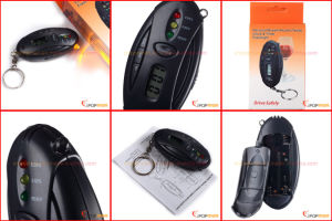 Ipega LCD Alcohol Tester, Backlight Alcohol Tester pictures & photos