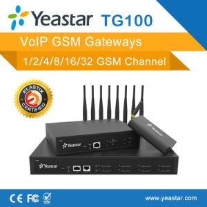 1/2/4/8/16/32 GSM Channel VoIP GSM Gateway pictures & photos