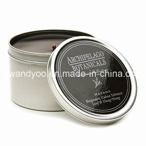 Unique Scented Soy Tin Candle pictures & photos