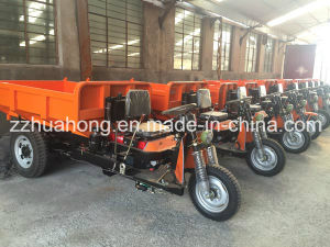 Low Price Lifting-Self Farm Tricycle with Diesel Engine, Small Truck for Sale pictures & photos